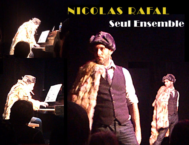Nicolas Rafal - Seul Ensemble
