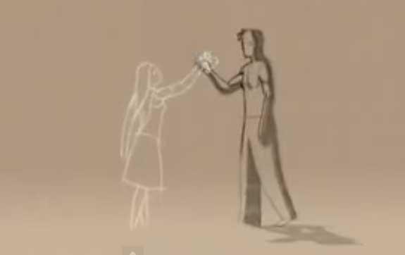 Animation danse - Oblivion de Piazzola