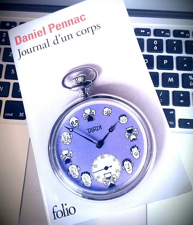 Journal d'un corps - Daniel Pennac