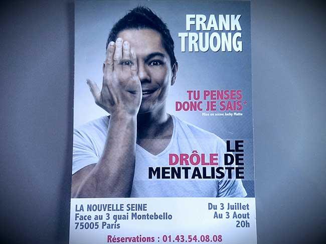 Franck Truong - La Nouvelle Seine