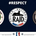 Je Suis Charlie - respect GIGN-RAID-BRI