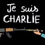Je Suis Charlie - crayon -fusil