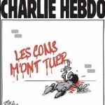 Je Suis Charlie - Ali Dilem