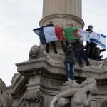 Marche républicaine à Marseille - Je suis Charlie