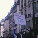 Marche Républicaine Paris - Liberté intouchable