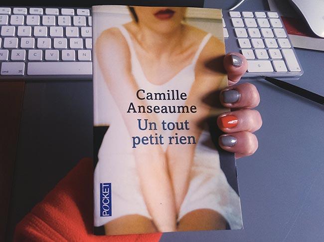Un tout petit rien - Camille Anseaume