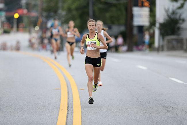 courir marathon
