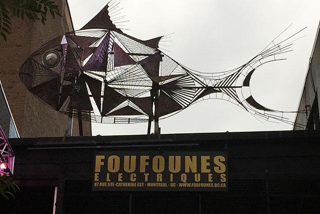 les Foufounes électriques - Québec