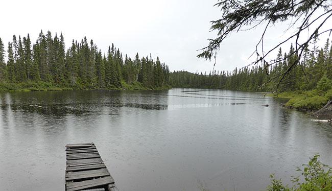 lac Seigneurie du Triton