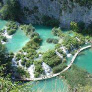 Une traversée de la Croatie en avril 2013