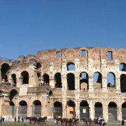 Week-end à Rome : afin de coincer ma bulle dans ta bulle…