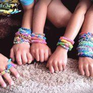 Les bracelets en élastiques ? La folie des 5-12 ans…